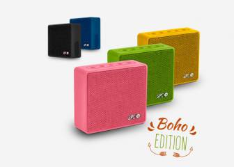 Groovy Collection, altavoces lowcost bluetooth para oír música en la playa