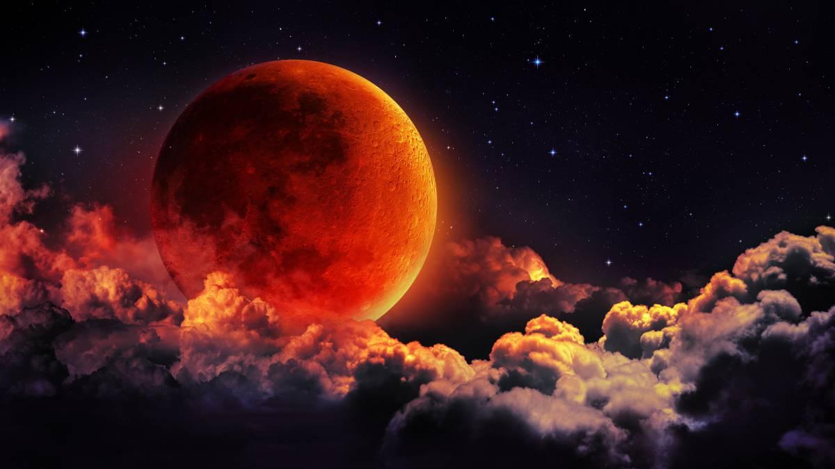 La Mejor App Y Horario Para Ver El Eclipse Lunar De Hoy