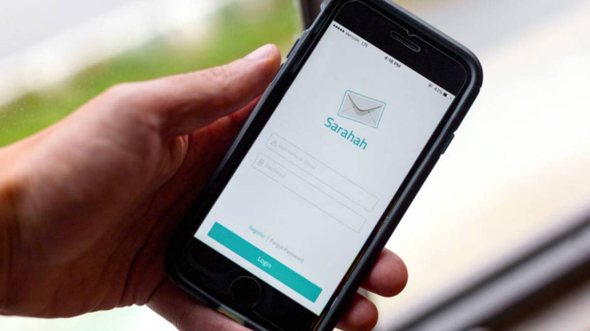Sarahah, la polémica app 'de la honestidad' que superó a WhatsApp