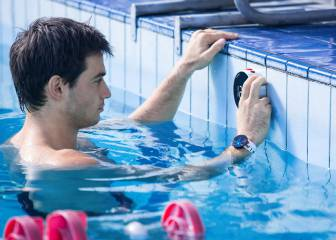 Swimmerix, el wearable que te entrena para nadar como Michael Phelps