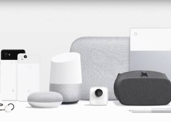 La nueva familia de dispositivos Google: Pixel 2, Pixelbook, Google Clips, Daydream View