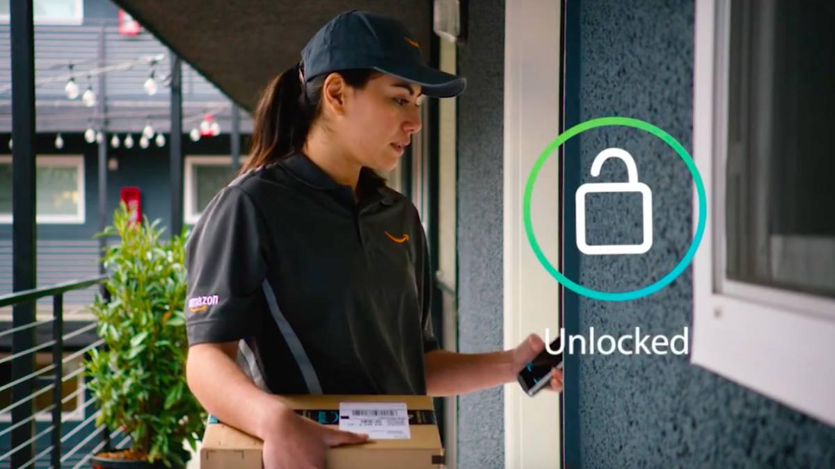 Amazon key deja entrar al repartidor en casa si no est s - Amazon no estoy en casa ...