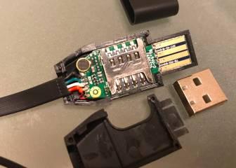 Así te pueden espiar (y grabar) con un simple cable USB