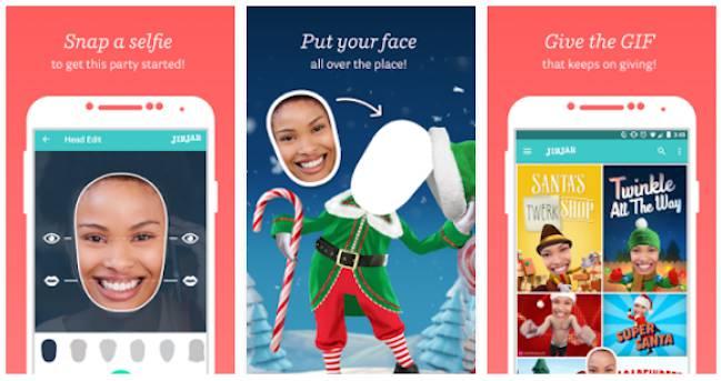 Apps Para Crear Videos Graciosos De Navidad Con Caras Y Musica As Com