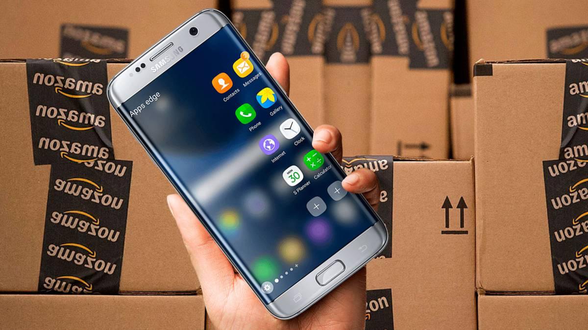 0dfe6422086 Los mejores smartphones en Amazon por menos de 500 euros. s7 edge amazon