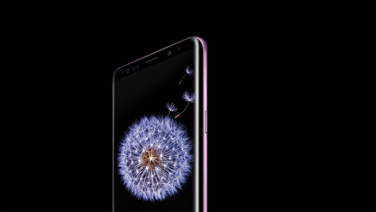 064f94f8d8d ... fondos de pantalla oficiales del Samsung Galaxy S9. galaxy s9 diente de  leon