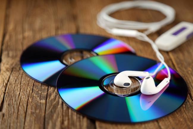 El CD, un formato mítico que todos recordamos