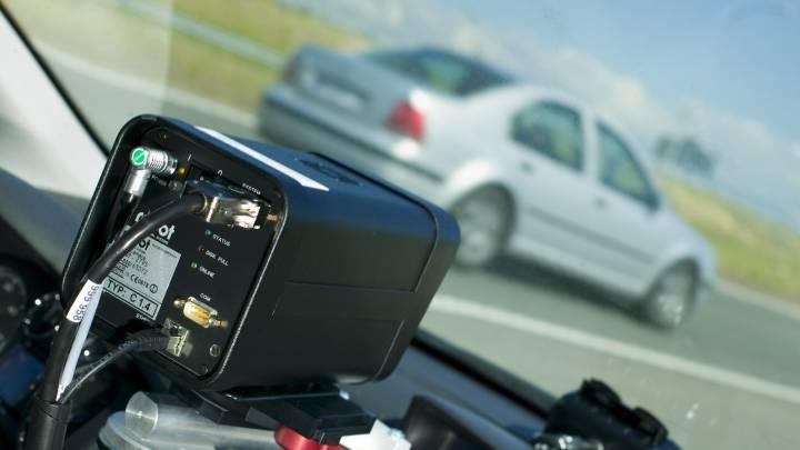 El coche en Semana Santa: Los 50 radares que más multas ponen en España