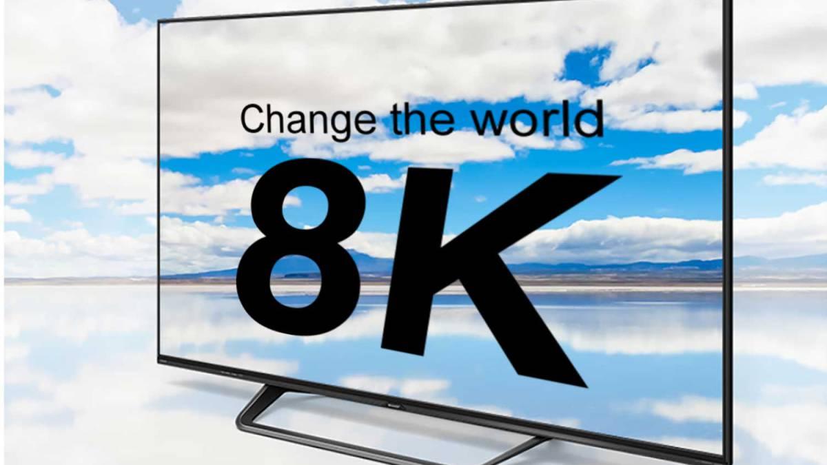 976c532b628 La primera TV 8K llega a Europa a un precio que no podrás pagar - AS.com