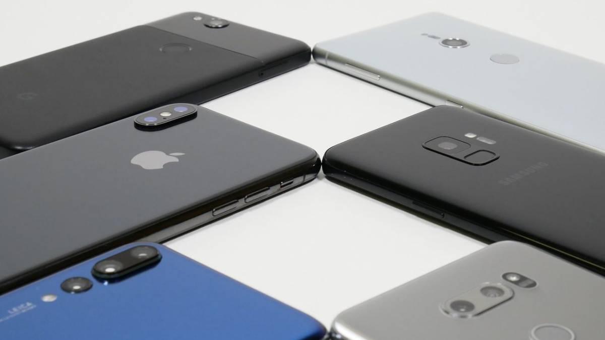 882da39794b Quién está vendiendo más móviles en 2018, ¿Samsung, Apple, Huawei o Xiaomi?