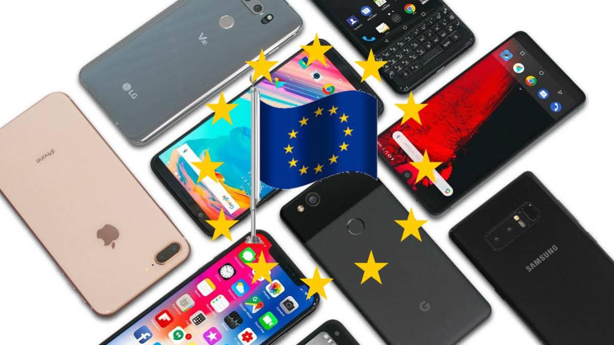 efb3de7dd5e Estas son las 5 marcas que más móviles venden en Europa, ¿está el tuyo  entre ellas?