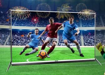 LED, OLED, QLED: qué TV elegir para ver el Mundial Rusia 2018