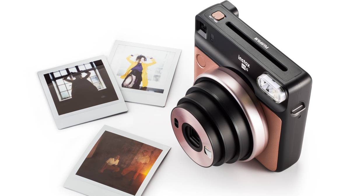 8f6fac9ca2bf Instagram a lo físico  Fujifilm lanza una cámara de fotos  Square   instantánea