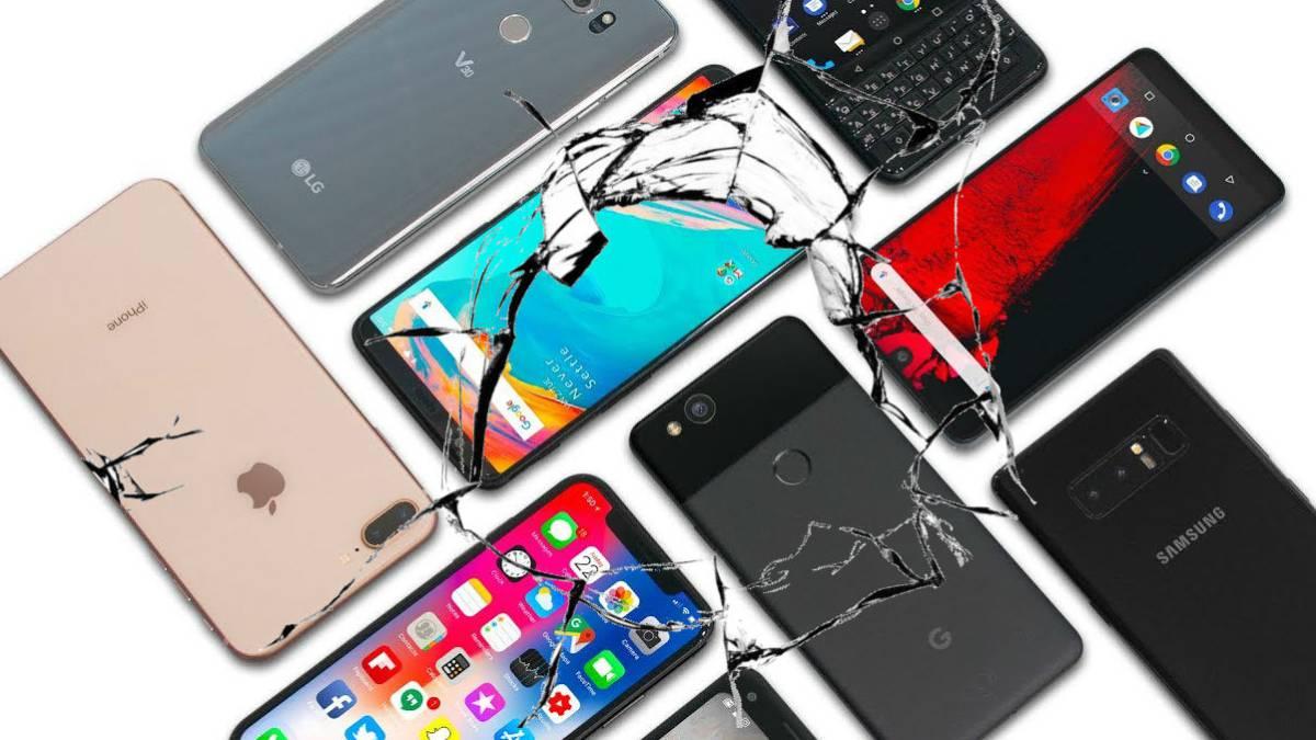 d878c6aa460 ¿Cuál es el móvil más resistente del mercado 2018, iPhone, Samsung, LG…