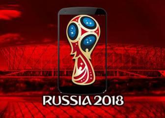 Cómo ver los partidos del Mundial Rusia 2018 en el móvil en directo