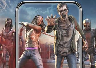 Caza zombies por la calle con The Walking Dead: Our World, el Pokémon GO zombi