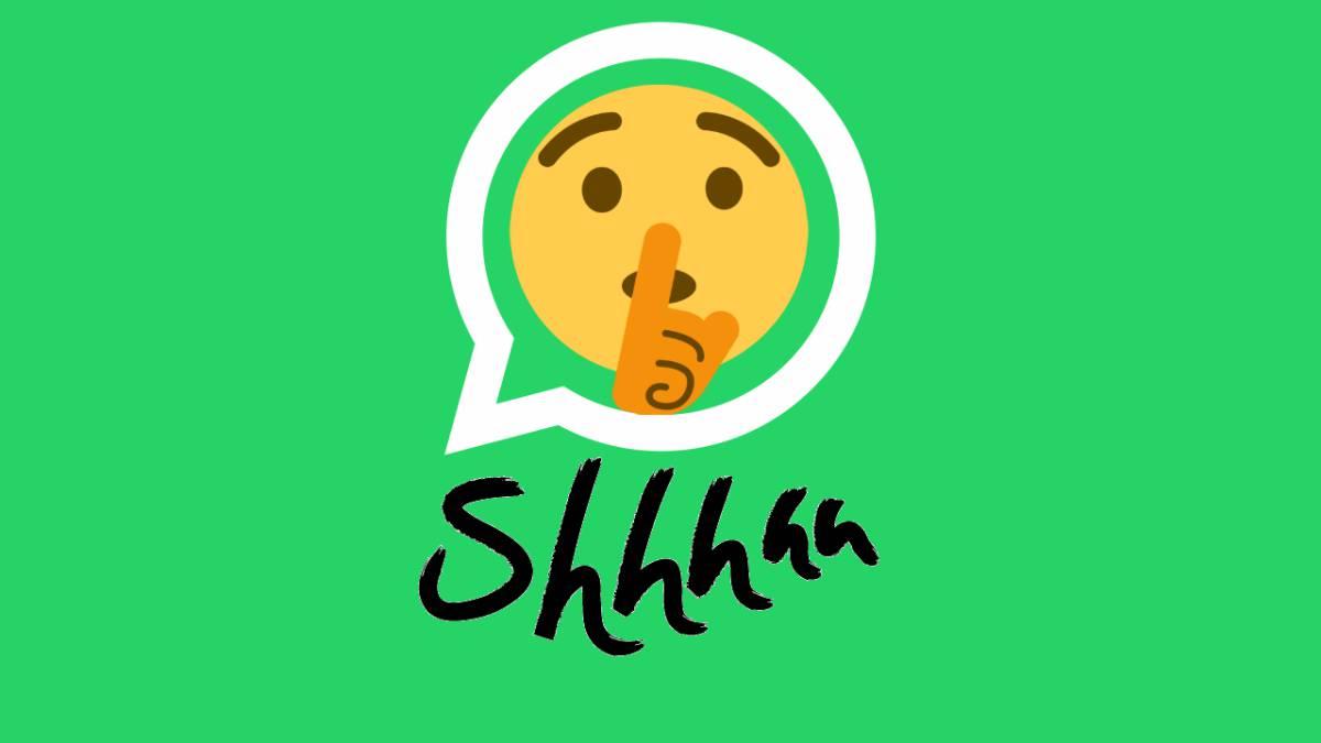 El nuevo botón de WhatsApp para silenciar chats sin entrar ...