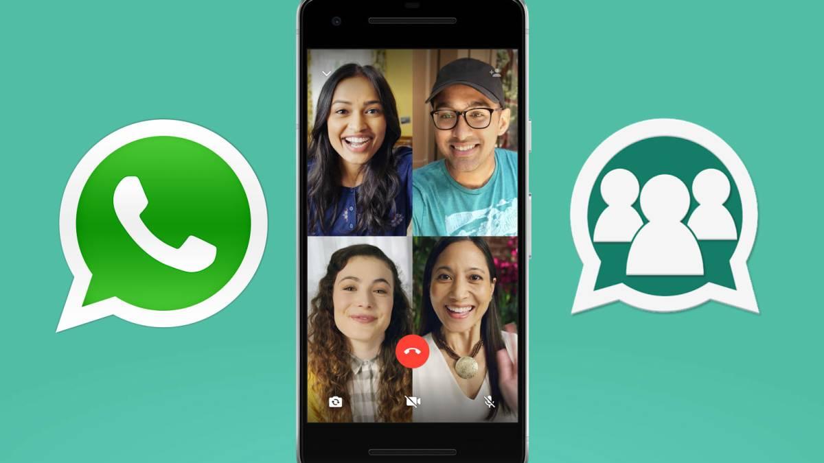 como activar videollamada de whatsapp