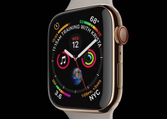 Apple Watch Series 4, así es la nueva generación de wearables Apple