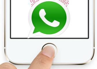 Touch ID y Face ID llegan en exclusiva al WhatsApp de iPhone