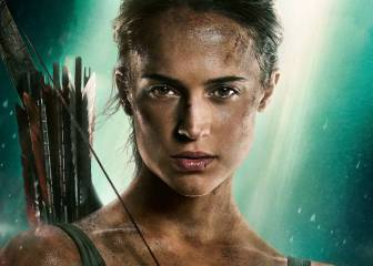 Tomb Raider, Arde Madrid y Outlander, esta semana en Netflix, HBO y Movistar+