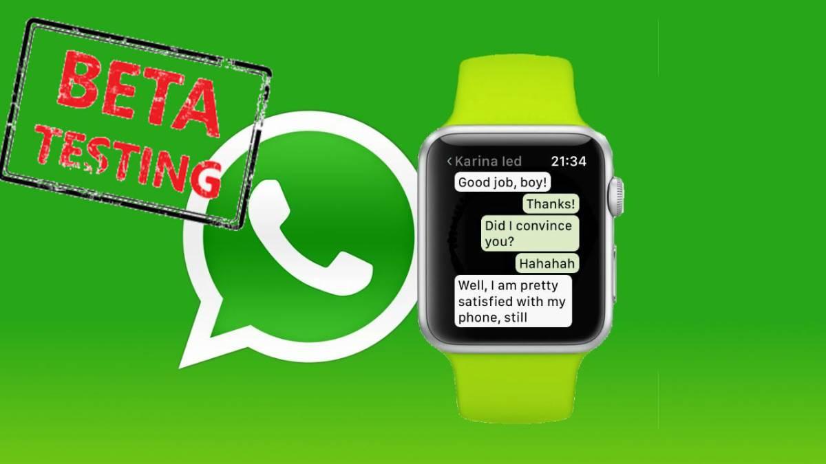 Ya puedes descargar y probar el nuevo WhatsApp Beta para iPhone