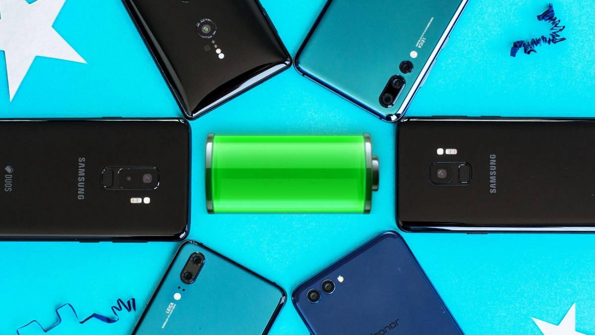 774d6393f4b Los 10 móviles de gama alta con mejor batería del mercado - AS.com