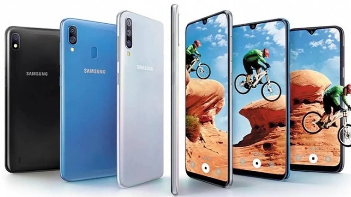 Los Samsung Galaxy A50 y Galaxy A30 llegan a México