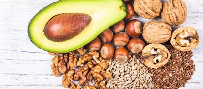 las grasas nutrientes