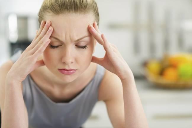 Dolores corporales y fatiga y dolor de cabeza
