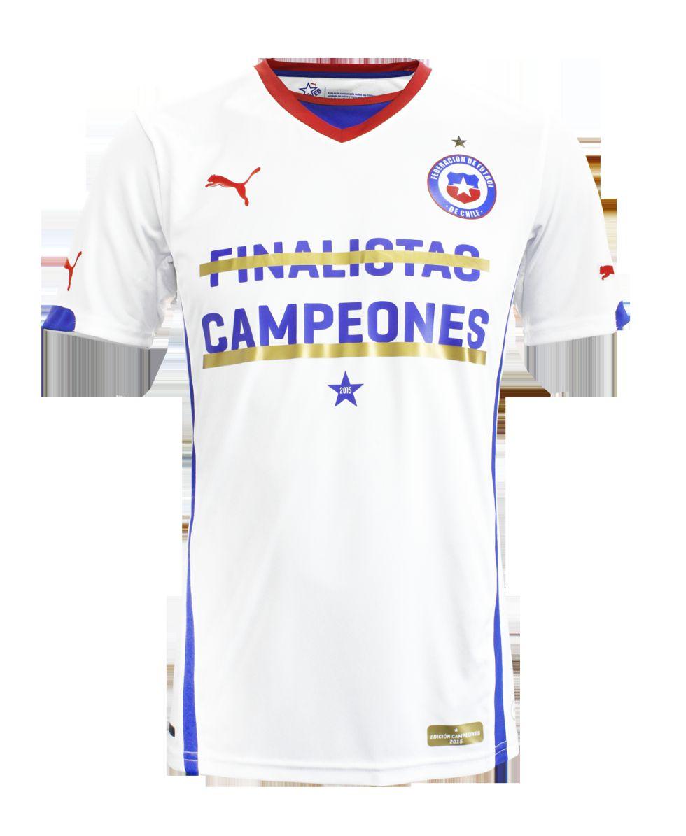 a53e19dbd Selección de Chile  Puma presenta nuevo diseño de la camiseta de ...