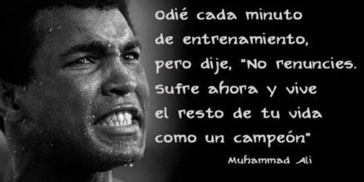 Muhammad Ali La Sentida Despedida De Arturo Vidal A