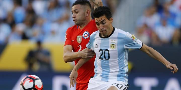 Argentina 2 Chile 1 Resumen Crónica Ficha Y Resultado As Chile