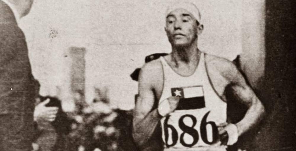 A 88 años de Manuel Plaza y la primera medalla olímpica para Chile - AS  Chile