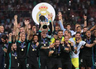Real Madrid conquista la Supercopa ante el United