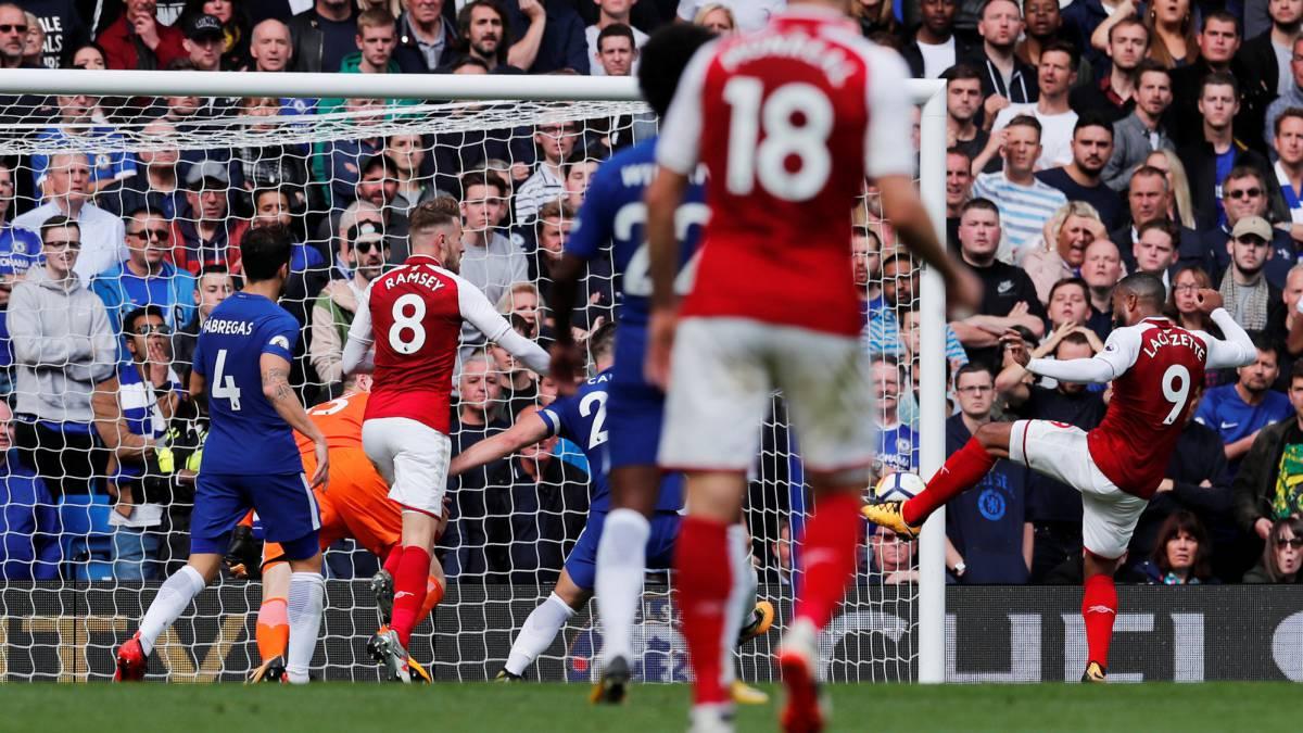 Chelsea 0-0 Arsenal: El clásico de Londres se queda en blanco - AS Chile