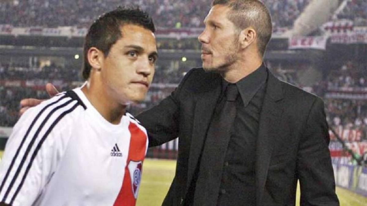 """Simeone: """"Alexis debe ser de los mejores del mundo"""" - AS Argentina"""
