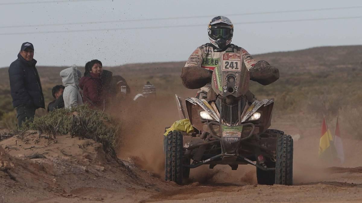 Ignacio Casale, Dakar 2018