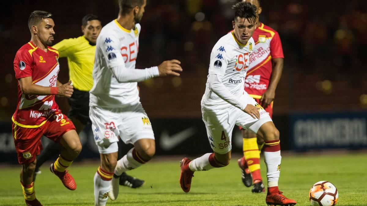 Sport Huancayo vs Unión Española, Copa Sudamericana 2018