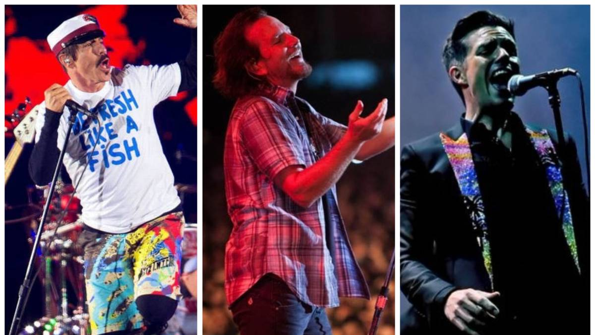 5 bandas que regresan al Lollapalooza Chile