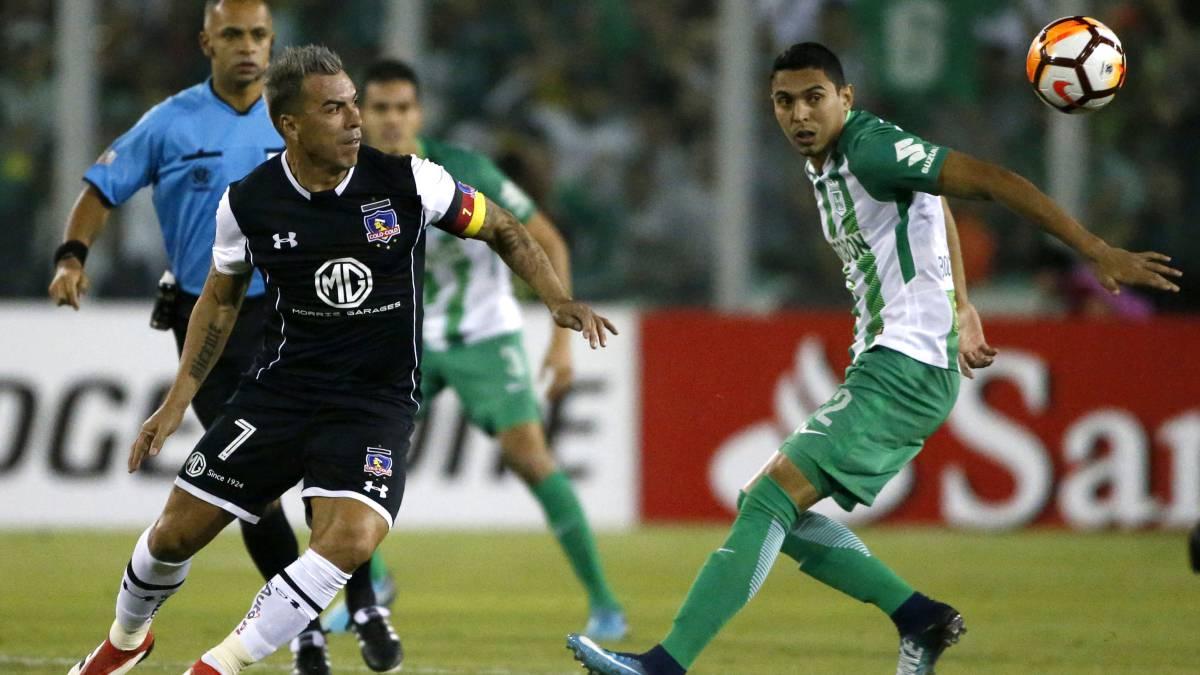Colo Colo - Delfín en vivo: Copa Libertadores 2018