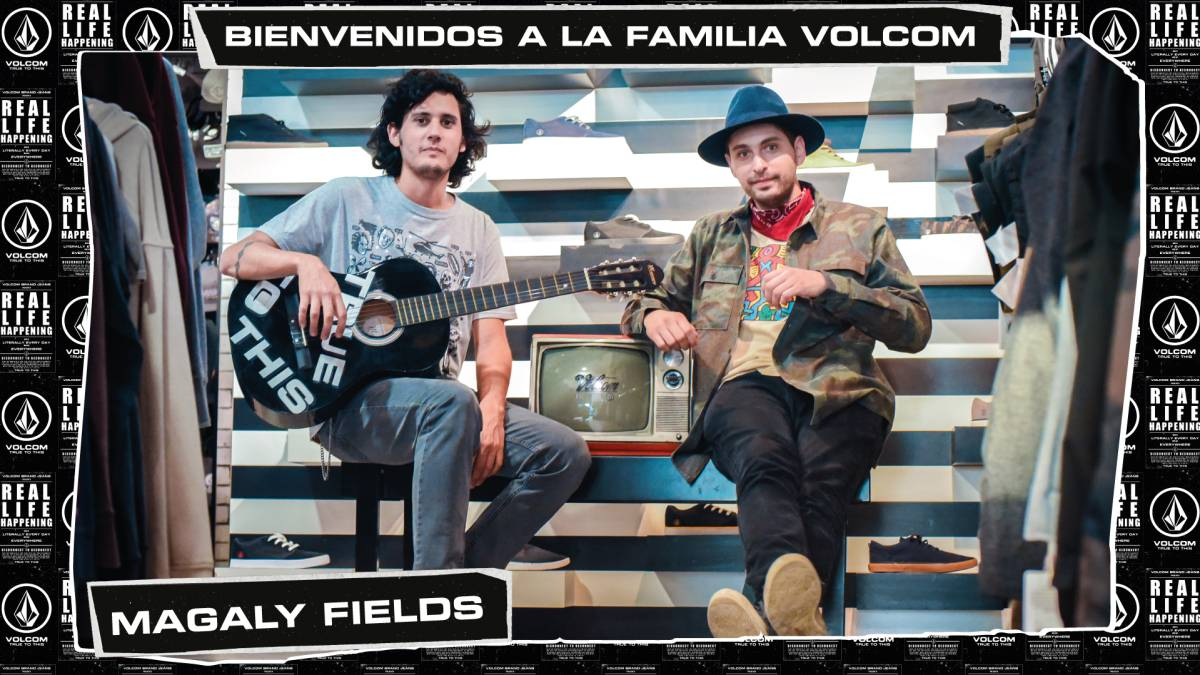 Magaly Fields se integra a la familia Volcom Chile