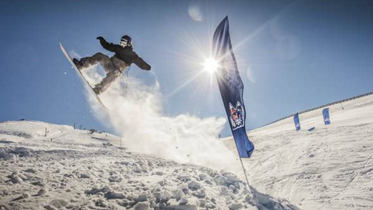 El Red Bull Powder Escape regresa a Chile tras 4 años