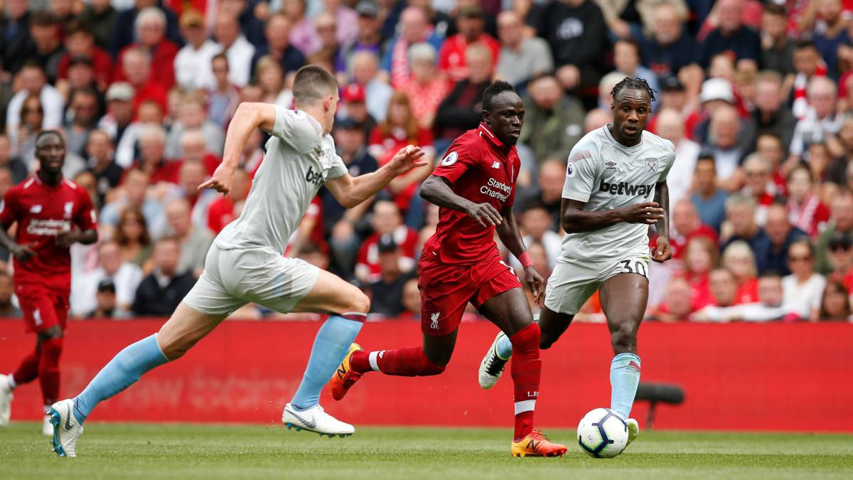Liverpool 4-0 West Ham: amargo debut de Pellegrini