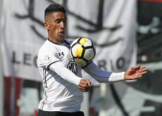 Lucas Barrios tendrá su revancha ideal en Brasil