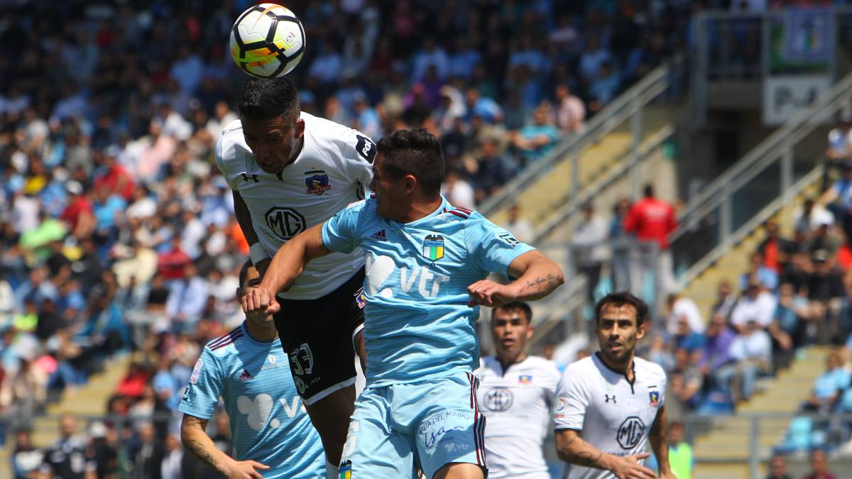 O Higgins 1-1 Colo Colo  Igualdad en Rancagua - AS Chile 1c2a3e133fb96