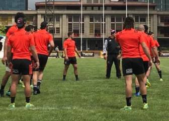 Se agotan entradas para duelo de Chile ante All Blacks Maori