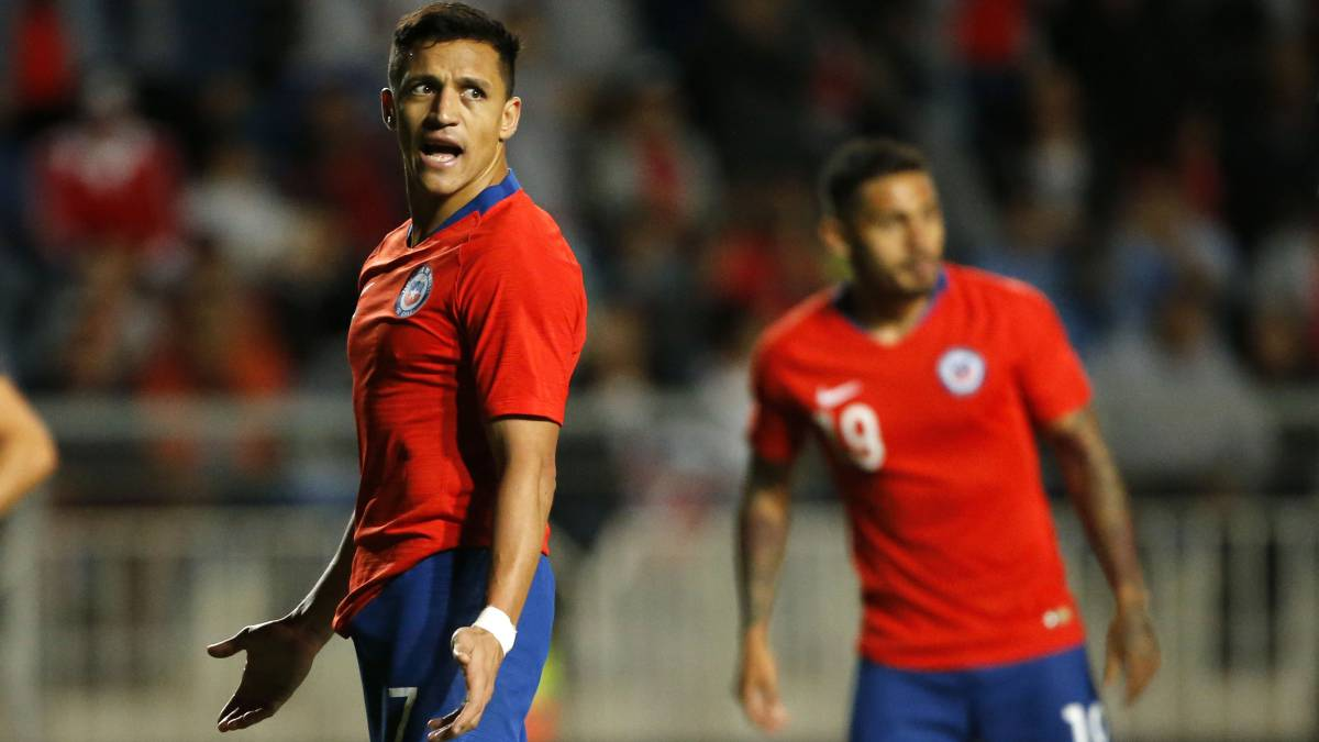 Chile pierde el invicto de local que tenía ante Costa Rica