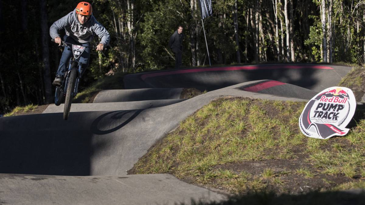 Serie Mundial de Red Bull Pump Track regresa a Chile en febrero