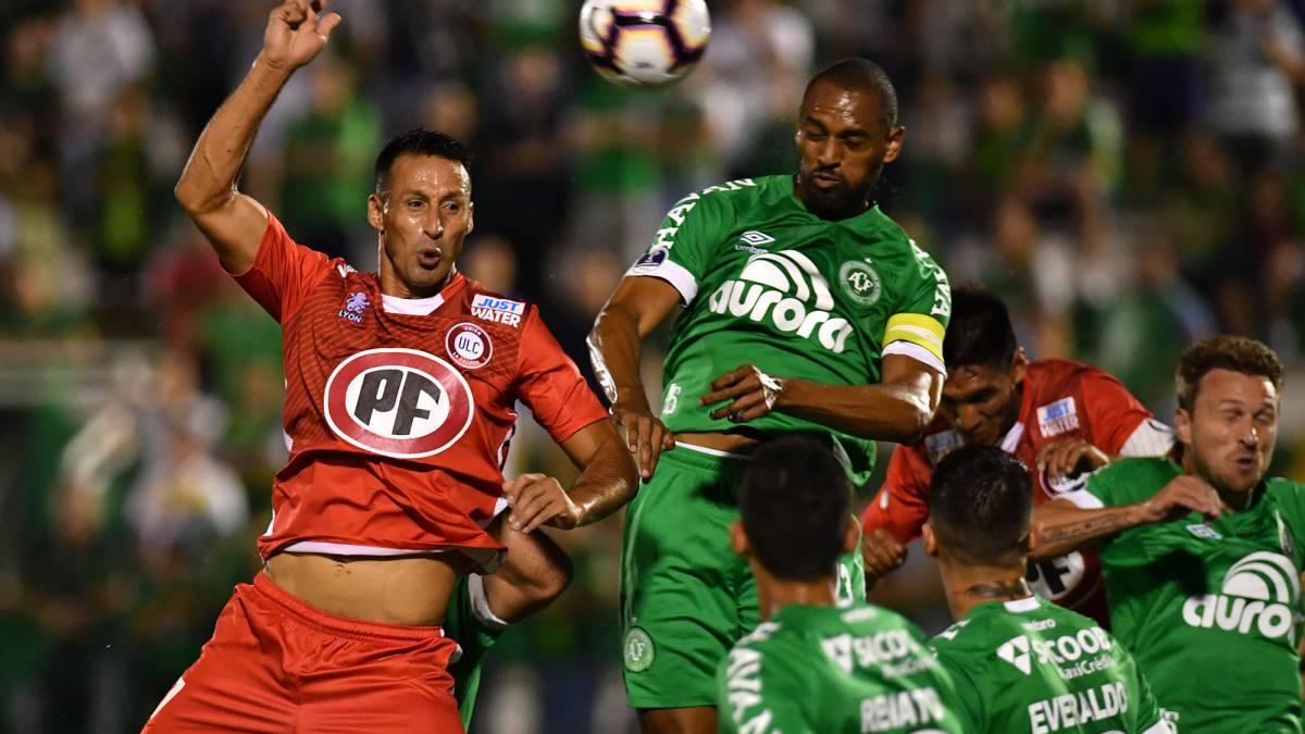 Chapecoense 1 - La Calera 1  resultado y resumen Copa Sudamericana ... 08ab055bf055a